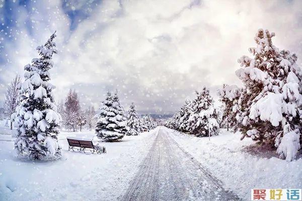 关于想去看雪的文案 最喜欢下雪天的句子大全插图(1)