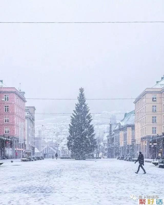 下雪了的说说心情短语,很喜欢下雪天的文案, 发朋友圈:大雪飘飘,情意脉脉,祝福悄悄。插图(1)