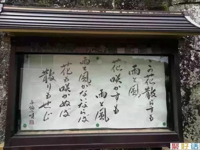日本寺庙文案,都是大智慧啊!(更新版)插图40