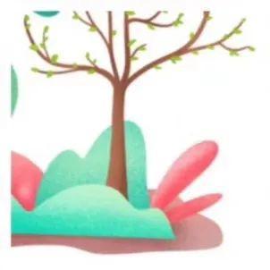 朋友圈配图: 3.12植树节文案+12组九宫格插图7