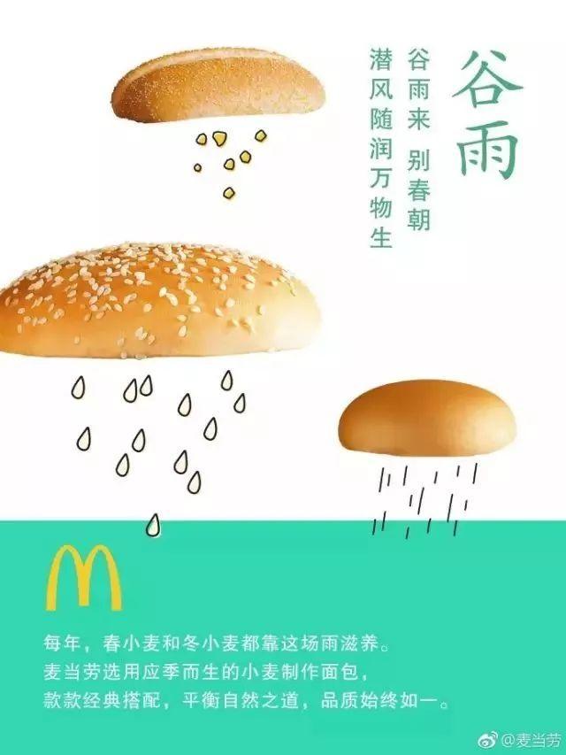 近年各品牌谷雨文案欣赏 : 雨生百谷,招财纳福!插图8