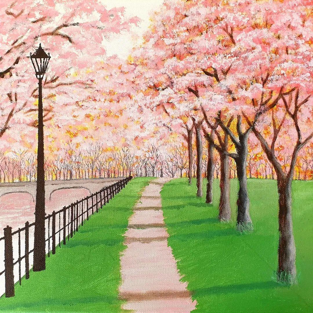 春日治愈系朋友圈文案: 我爱任何地方的春天,插图10