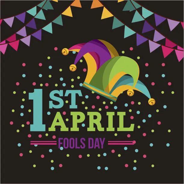 4月1号愚人节整蛊搞笑祝福语说说文案:你的节日愚人节快乐插图4