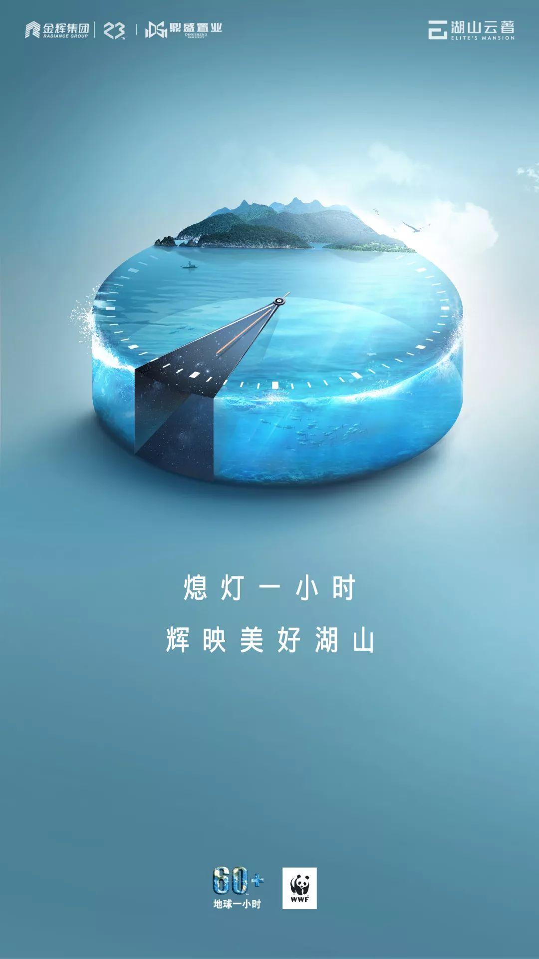 地球一小时文案海报:抬头发现天空中最亮的星!插图24