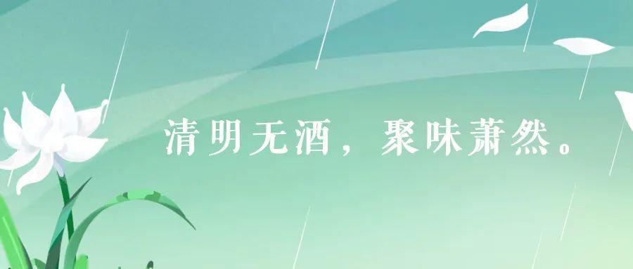 致敬,追思,前行清明节文案: 春风落日万人思插图11
