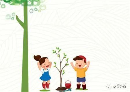 朋友圈植树节文案短句说说:绿水青山,有你有我。插图2