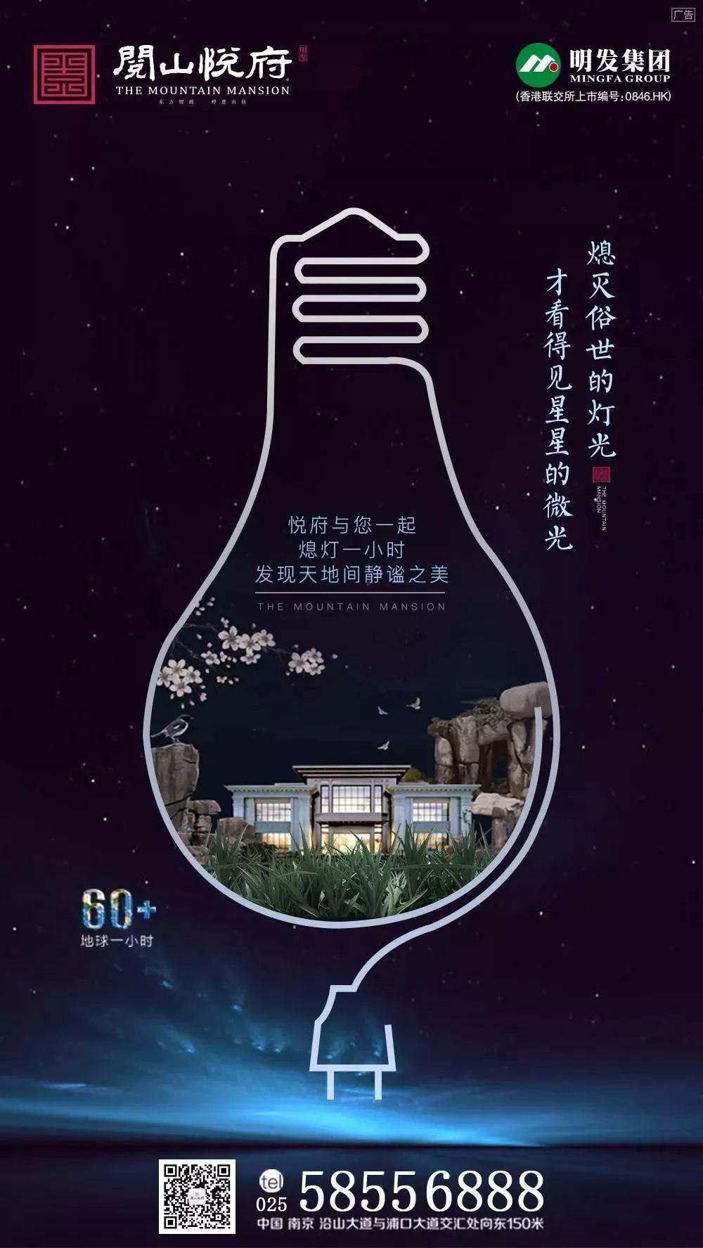 地球一小时文案海报:抬头发现天空中最亮的星!插图38
