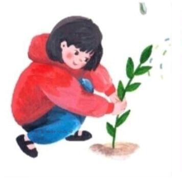 朋友圈配图: 3.12植树节文案+12组九宫格插图51