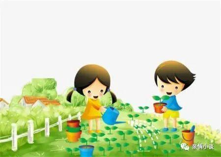 朋友圈植树节文案短句说说:绿水青山,有你有我。插图