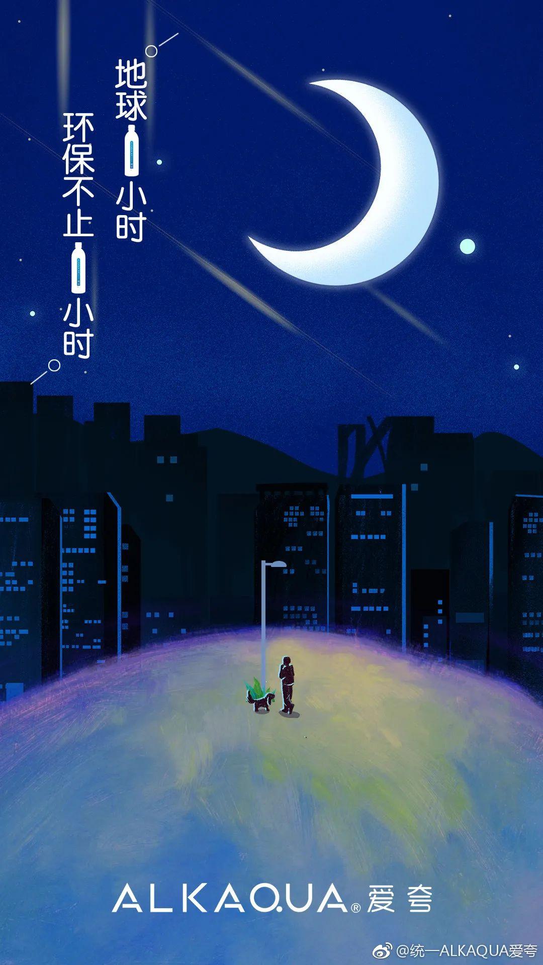 地球一小时文案海报:抬头发现天空中最亮的星!插图2