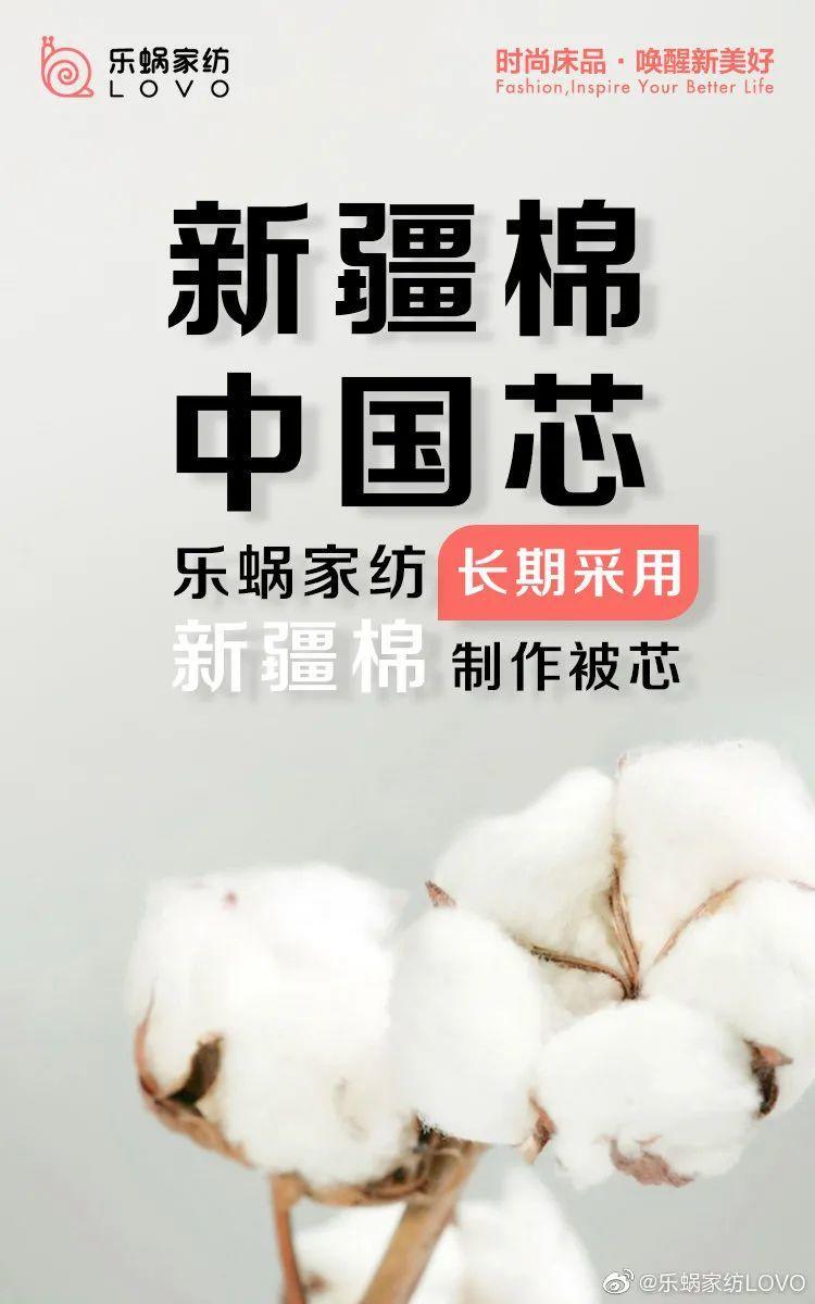 借势支持新疆棉花文案!国产品牌文案欣赏:新疆棉在身,中国情在心!插图8