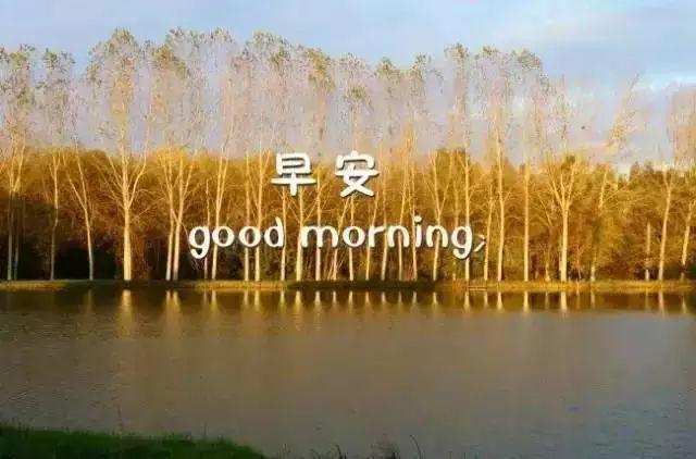微信朋友圈早安最优美的文案: 你笑一次,我就可以高兴好几天!插图3