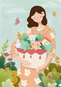 文案|温柔小众的母亲节文案: 爱没有方向但你就是导航插图