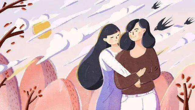 母亲节祝福语,母亲节文案分享: 有一个人,无论你在哪里,她都会为你牵挂!插图5