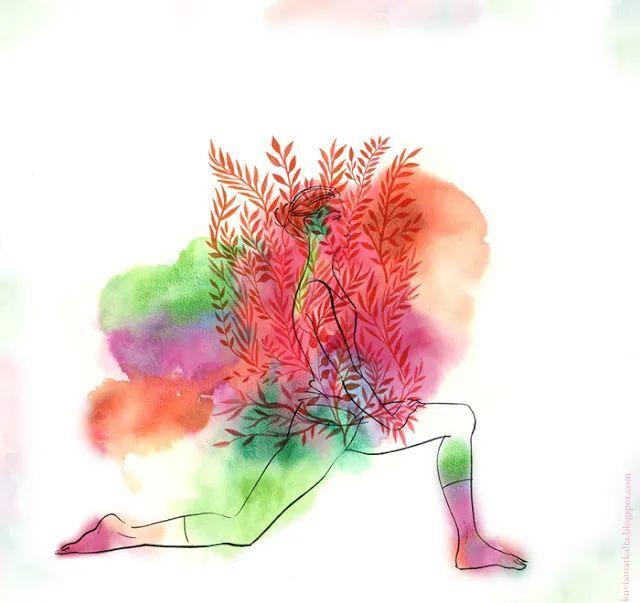 瑜伽朋友圈文案:20条适合瑜伽人发朋友圈的文案,建议收藏!插图4