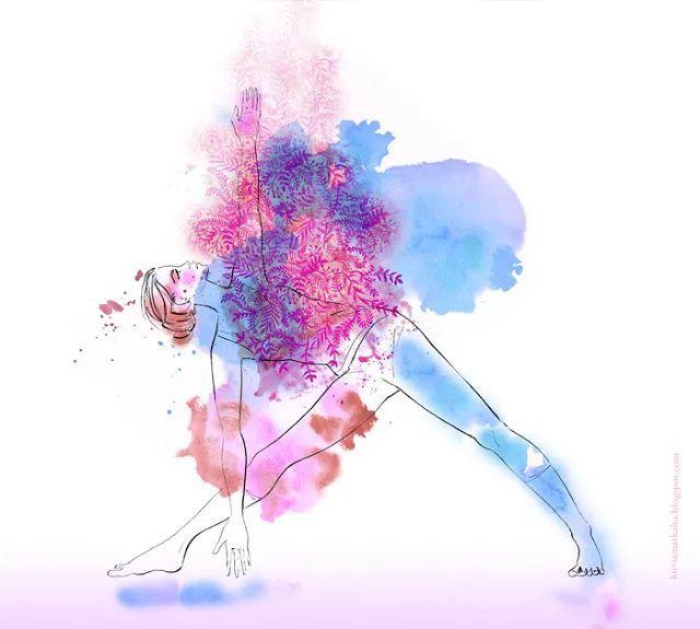 瑜伽朋友圈文案:20条适合瑜伽人发朋友圈的文案,建议收藏!插图5