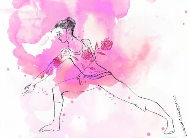 瑜伽朋友圈文案:20条适合瑜伽人发朋友圈的文案,建议收藏!插图2